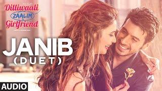 'Janib (Duet)' FULL AUDIO Song | Arijit Singh | Divyendu