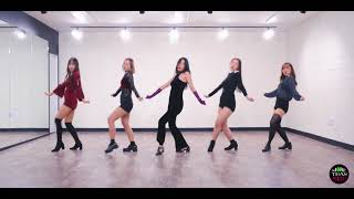 Gambar cover FULL MIRRORED Red Velvet - Peek A Boo cover by MORE THAN YOUTH