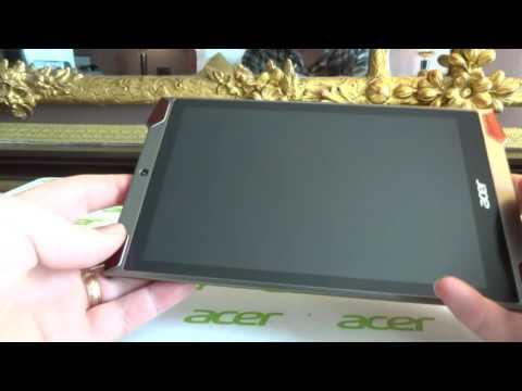 Acer Predator 8 tablet – Hands on & Gaming demo