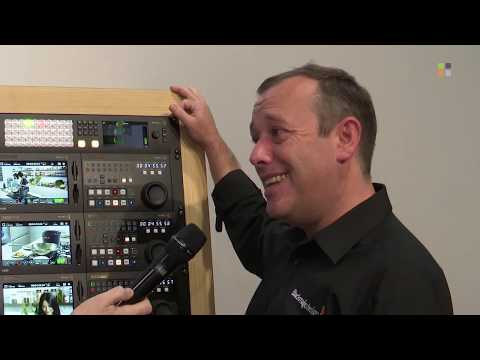 Blackmagic ATEM Constellation 8k at NAB 2019