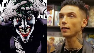 BVBs Andy Biersack: My Favorite Batman Villains
