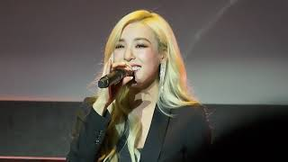 190326 'Runaway' by Tiffany Young from Lips On Lips Mini Showcase in Seoul