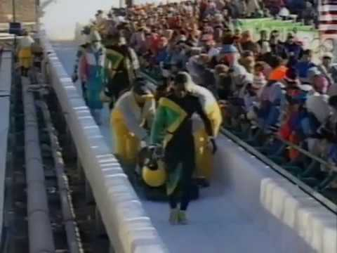 The original team that the movie Cool Runnings was about