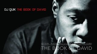 DJ QUIK- Boogie Till You Conk Out (feat. Ice Cube) THE BOOK OF DAVID