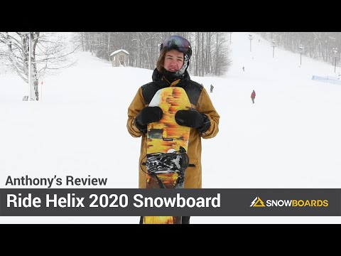 Video: Ride Helix Snowboard 2020 2 50