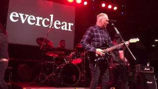 """Everclear - """"Heroin Girl"""" Live 03/04/17 Chester, PA"""