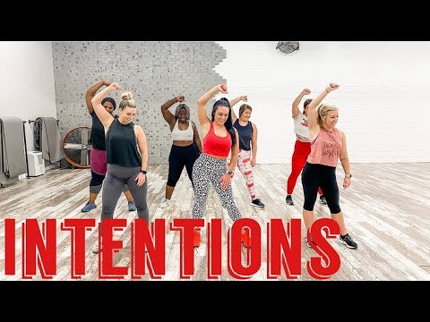 """""""Intentions"""" by Justin Bieber Ft. Quavo - Dance Fitness With Jessica"""