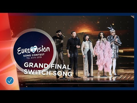 Switch Song (with Conchita Wurst, Måns Zelmerlöw, Eleni Foureira, Verka Serduchka) - Eurovision 2019