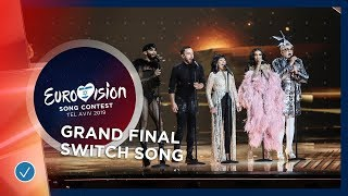 Switch Song (with Conchita Wurst, Måns Zelmerlöw, Eleni Foureira, Verka Serduchka)   Eurovision 2019