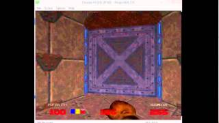 Playing Doom 64 with cheats