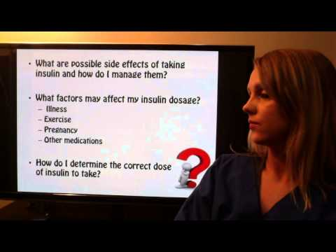 Μείωσε τα επίπεδα της ινσουλίνης στο παιδί