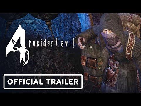 《惡靈古堡 4 VR》最新實機宣傳影片公開