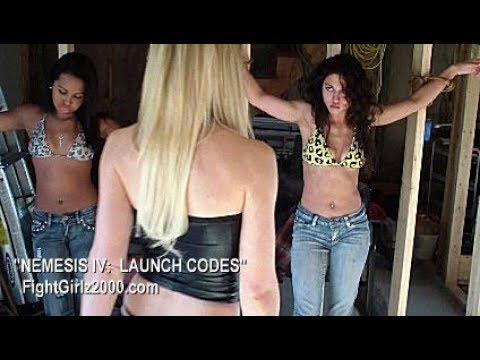 Trailer - NEMESIS IV: LAUNCH CODES