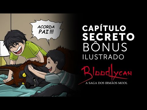 Capítulo Secreto Bônus Ilustrado - BloodLycan