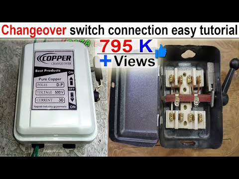 Changeover Switch at Best Price in India