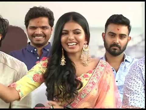 Shivani Rajashekar New Movie Opening