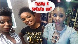 Tashak Speaks Out On Rumors Behind Cardi B Star Marie Interview