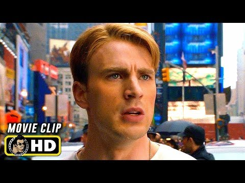 CAPTAIN AMERICA (2011) Clip - Steve Wakes Up 70 Years Later [HD]