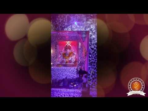 Sachin Suryavanshi Home Ganpati Decoration Video