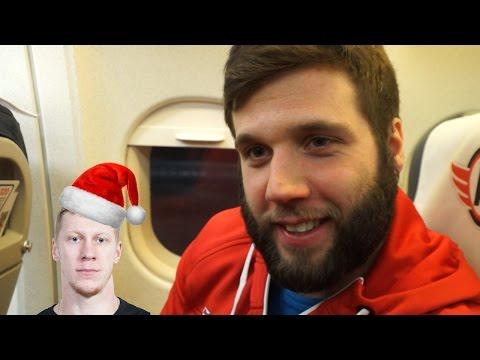 """Кто в """"Автомобилисте"""" верит в Деда Мороза) С Новым Годом!"""