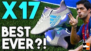 Suarez & Bale's New X17 Boots Reviewed - adidas Dust Storm Cleats