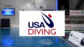 2018 USA Diving Senior National Championships Mens 1 Meter Final