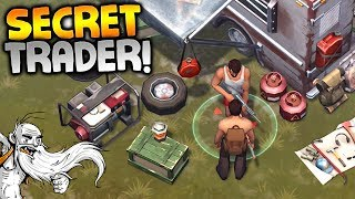 """""""SECRET TRADER DUDE!!!"""" Last Day on Earth IOS / Android gameplay"""