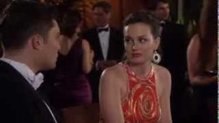 "Чак и Блэр (Эд Вествик и Лейтон Мистер), Gossip Girl 5x24 ""Chuck & Blair"" Scene # 3"