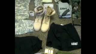 Army ROTC Gear and Uniforms