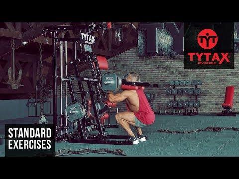 Lever Squat   TYTAX® M2