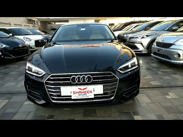 Audi A5 1.4 TFSI Sportback 2019 for Sale in Lahore