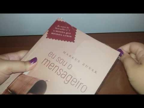 Review - Livro Eu sou o mensageiro