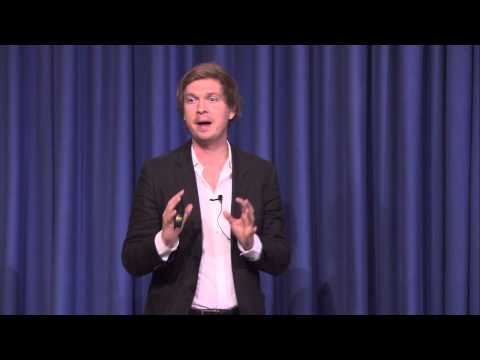 Building and Nurturing Communities for Positive Change - Christian Busch at TEDxMiltonKeynes