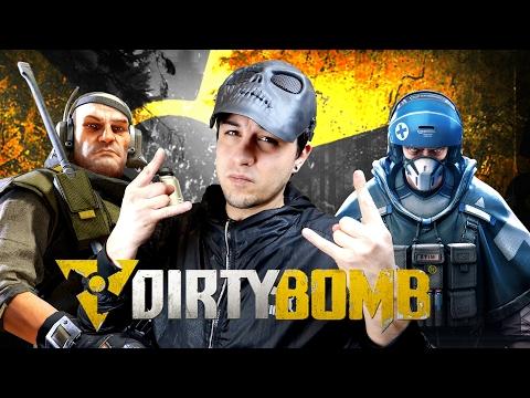 Un excellent FPS gratuit à découvrir sur PC ! (Dirty Bomb)