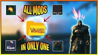 Valheim Plus all mods in ONE