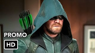 "Сериал ""Стрела"", Arrow 8x06 Promo ""Reset"" (HD) Season 8 Episode 6 Promo"
