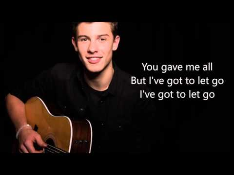 Shawn Mendes - Memories - LYRICS - Ivana Lynch