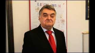 Herbert Reul - Europäisches Parlament - EVP Fraktion