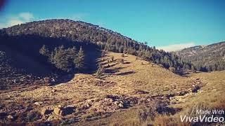 preview picture of video '#Algeria, #chélia , 1/1/2019,  #bivouace , #Camping, #chelia mountain .'