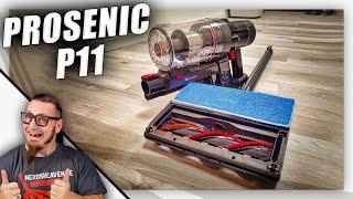 Prosenic P11 - Der wischende Akkusauger! - Test