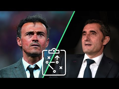 Valverde VS Enrique ● Who's Better ? (1st Season Review)