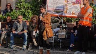 preview picture of video 'Albano Laziale 1° maggio a 5 stelle - 1 Presentazione eurocandidati'