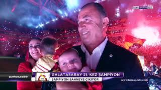 Fatih Terim, Şampiyonlar Ligi melodileriyle sahnede! 🎵🌟
