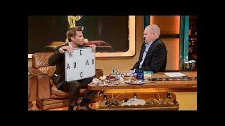 Kreativwerden mit Stefan & Autor Bas Kast - TV total