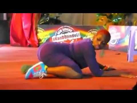 african chick with huge big ass twerk