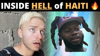 INSIDE HELL Of HAITI (3 Days In The SLUMS - Port-Au-Prince)
