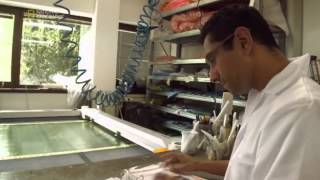 Dokumentárny film Technológia - Megatovárne: Pagani Huarya