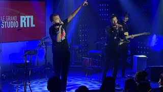 Bigflo Et Oli   Sur La Lune (Live)   Les Grand Studio RTL