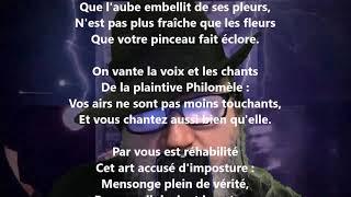 Musik-Video-Miniaturansicht zu La rose humide et vierge Songtext von Antoine-Vincent Arnault