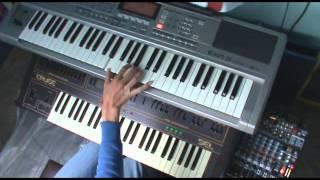 Hellbender Turbulence (Lordi keyboard cover)